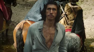 """Adam Driver dans le film """"L'homme qui tua Don Quichotte"""""""