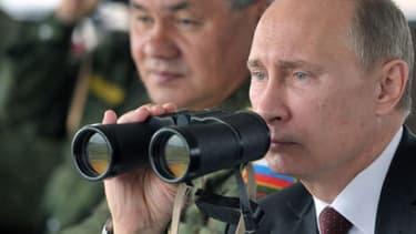 L'Europe tente de répondre au coup de force de Vladimir Poutine