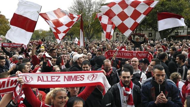 Une première manifestation de soutien aux Crocos a eu lieu le week-dernier.