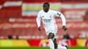 Ferland Mendy face à Chelsea en Ligue des champions