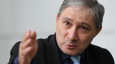 Le procureur de Nice, Jean-Michel Prêtre, au palais de Justice de Nice, le 19 janvier 2017.