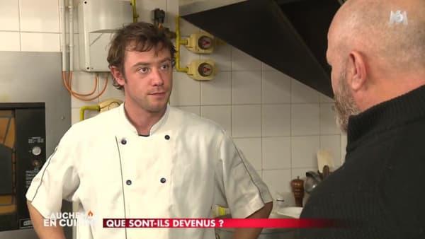 """Vincent, ancien candidat de """"Cauchemar en cuisine"""""""