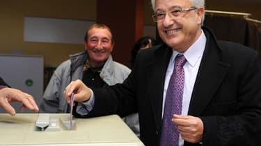 Candidat UMP dans l'Hérault, Eli Aboud est arrivé largement en tête.