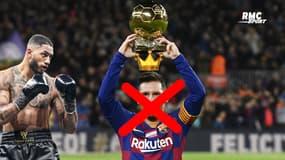 """Ballon d'or : Messi parmi les favoris """"Vous n'avez pas honte ?"""", s'insurge Yoka"""