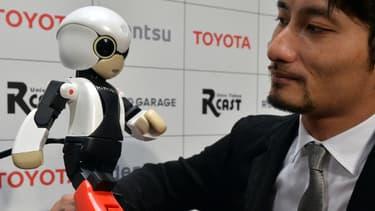 Ce petit robot japonais va bientôt partir vers l'infini et au-delà.