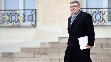 """Alain Vidalies ne veut pas que """"le Réseau  finance GPSO""""."""