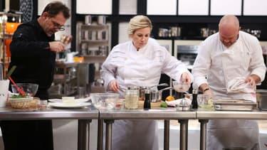 Top Chef: Michel Sarran, Hélène Darroze et Philippe Etchebest