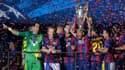 Le Barça a remporté la Ligue des champions en 2015.