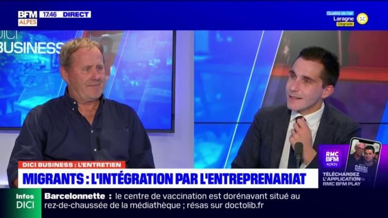 DICI Business: l'émission du 21/09, avec Jean-François Ollivier, représentant Provence-Alpes-Côte-d'Azur de Solidarité Migrants Entrepreneurs