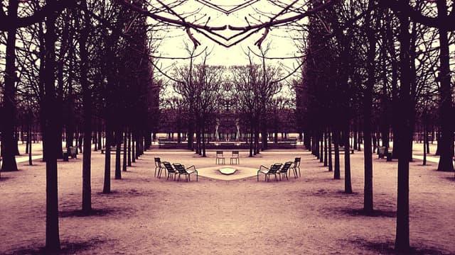 Paris ferme l'accès aux parcs et cimetières de la capitale pour cause de  vents violents jusque demain - Mercredi 2 mars 2016