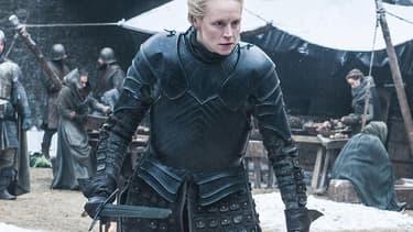 Gwendoline Christie dans Game of Thrones