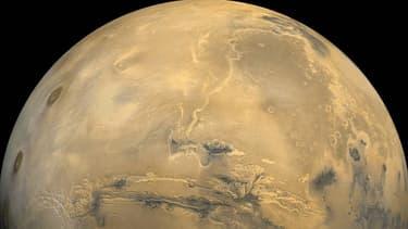 Les chercheurs de la Nasa pourraient confirmer la présence d'eau sur Mars.