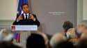 Nicolas Sarkozy a promis la reconnaissance des diplômes délivrés par les établissements d'enseignement supérieur protestants, au même titre que celle déjà accordée aux universités catholiques, à l'occasion d'une visite à l'Institut protestant de théologie