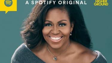 Michelle Obama se lance dans les podcasts