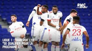 """Ligue 1 : Rami voit l'OL """"se qualifier pour la prochaine C1"""""""