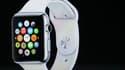Apple a dévoilé l'iWatch, sa montre connectée dédiée à la santé, le 9 septembre 2014.