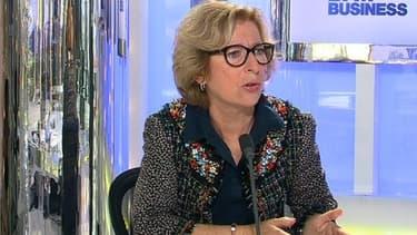 Geneviève Fioraso était l'invitée de David Dauba dans le Grand Journal ce vendredi 16 août.