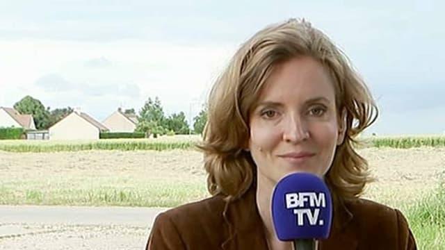 Nathalie Kosciusko-Morizet accuse le parti de ne pas la jouer fait-play