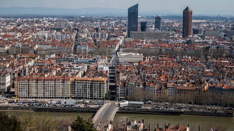 Pic de pollution à l'ozone: la circulation différenciée mise en place à Lyon