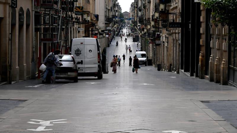 Bordeaux: le port du masque obligatoire dans le centre-ville dès samedi