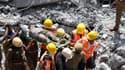 Au moins 11 personnes ont trouvé la mort dans l'effondrement d'un immeuble en Inde.