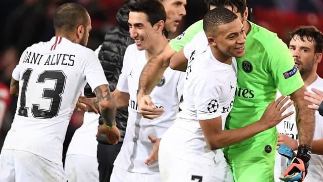 Le Paris Saint-Germain touchera 10,5 millions en cas de qualification en quarts de finale.