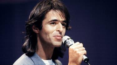 Jean-Jacques Goldman en 1987.