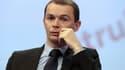 Olivier Dussopt, député PS, entre au gouvernement d'Edouard Philippe.