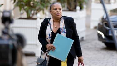 Christiane Taubira a été la cible d'un sondage aux accents provocateurs, publié sur Internet par Valeurs Actuelles.