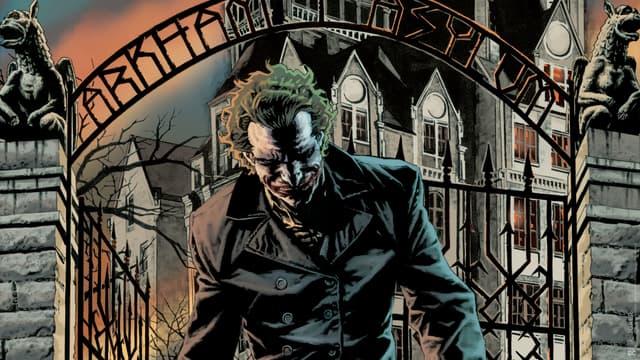 Le Joker par le dessinateur américain Lee Bermejo