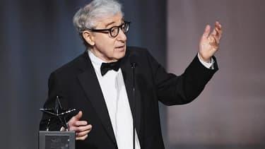 Le réalisateur Woody Allen  Hollywood pour le gala de l'American Film Institute, le 8 juin 2017.