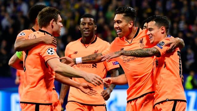 Les Reds se sont bien amusés à Maribor