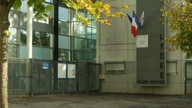 Le lycée Hélène Boucher de Tremblay-en-France.