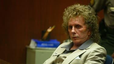 Le producteur Phil Spector lors de son procès en 2007