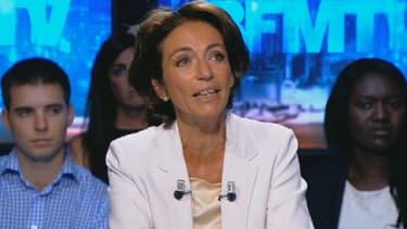La ministre des Affaires Sociales et de la Santé Marisol Touraine invitée de BFM Politique