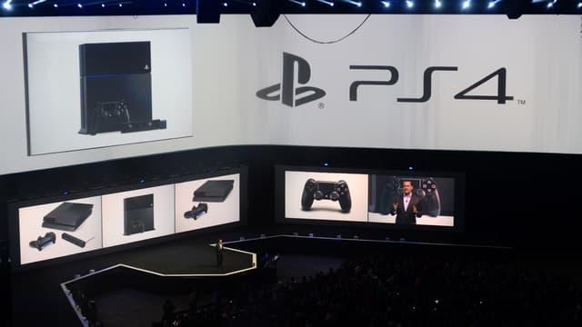 Sony a vendu plus de 10 millions d'exemplaires de sa Playstation 4.