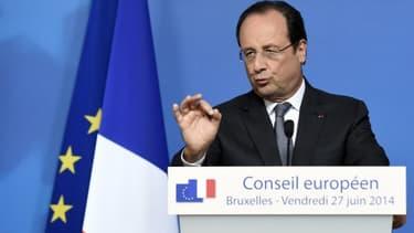 """François Hollande a estimé qu'il n'y avait """"plus de temps à perdre""""."""