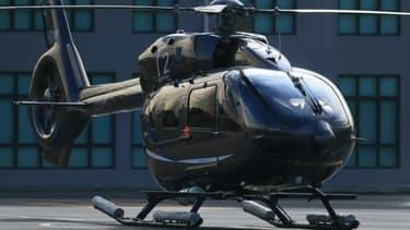L'hélicoptères H145, dont 23 exemplaires ont été vendus à l'Arabie Saoudite