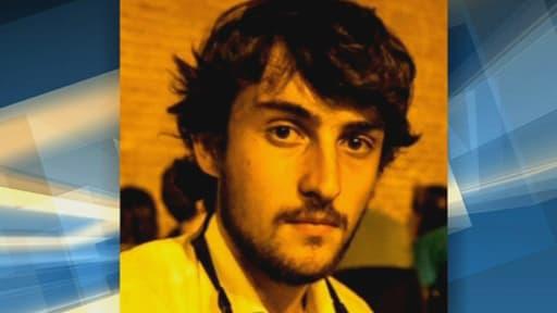 Le jeune photographe Edouard Elias a disparu jeudi en Syrie