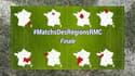 Match des régions RMC