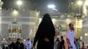Des musulmans à Mina, dimanche, au premier jour du Hajj.