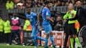 L'entrée en jeu de Lihadji contre Amiens