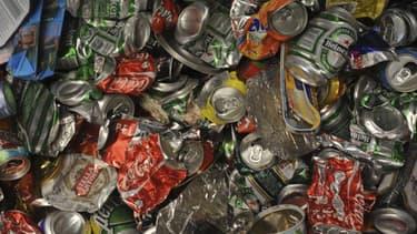 """L'opération """"Chaque canette compte """" se poursuit jusqu'en décembre. Objectif: améliorer la collecte de cet emballage recyclable à l'infini."""