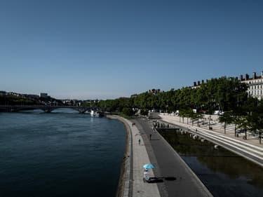Le Rhône.