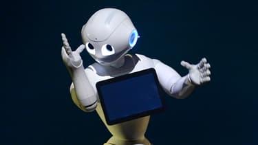 Une mégabanque japonaise embauche des robots Pepper, développés par Aldebaran, pour travailler dans ses agences.