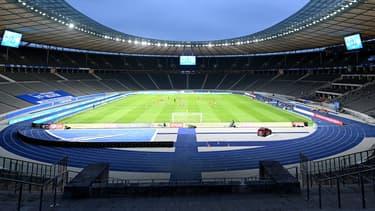 L'Olympiastadion de Berlin, le 22 mai 2020
