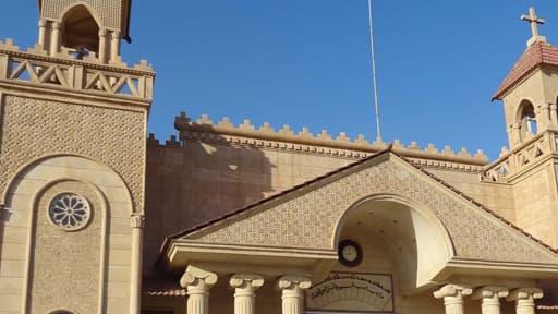 La cathédrale chaldéenne de Kirkouk a été la cible d'un attentat dans la nuit du 16 au 17 septembre.