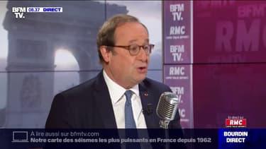 Quatre ans après le 13-Novembre, François Hollande revient sur le moment où il a pris connaissance des attentats