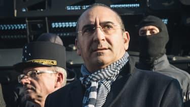 Le secrétaire d'Etat auprès du ministre de l'Intérieur Laurent Nuñez, le 27 octobre 2018 à Versailles.