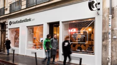 KissKissBankBank ouvre un concept-store dans Paris.